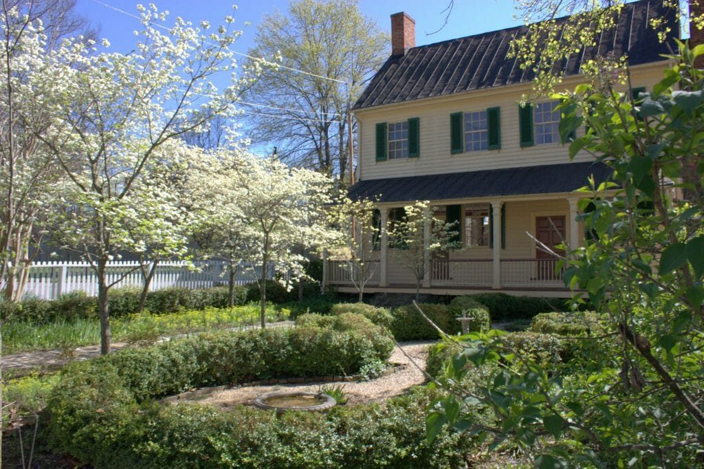 Host your event at the Miller-Claytor House | Lynchburg Historical Foundation
