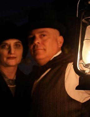 THE GHOSTS OF HISTORIC LYNCHBURG