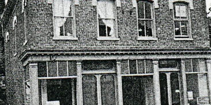 Bragassa old black and white picture