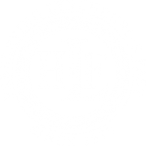 Lynchburg Historical Foundation Logo - In White