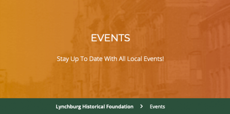 lynchburg va events