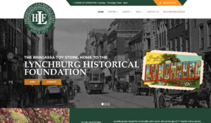 Lynchburg Historical Foundation Website Default Image for SEO